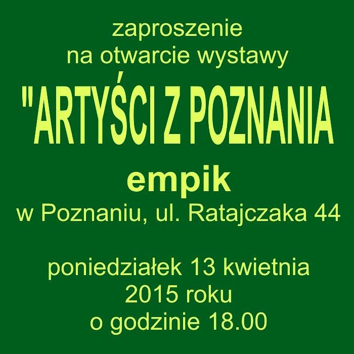 Artyści Poznańscy