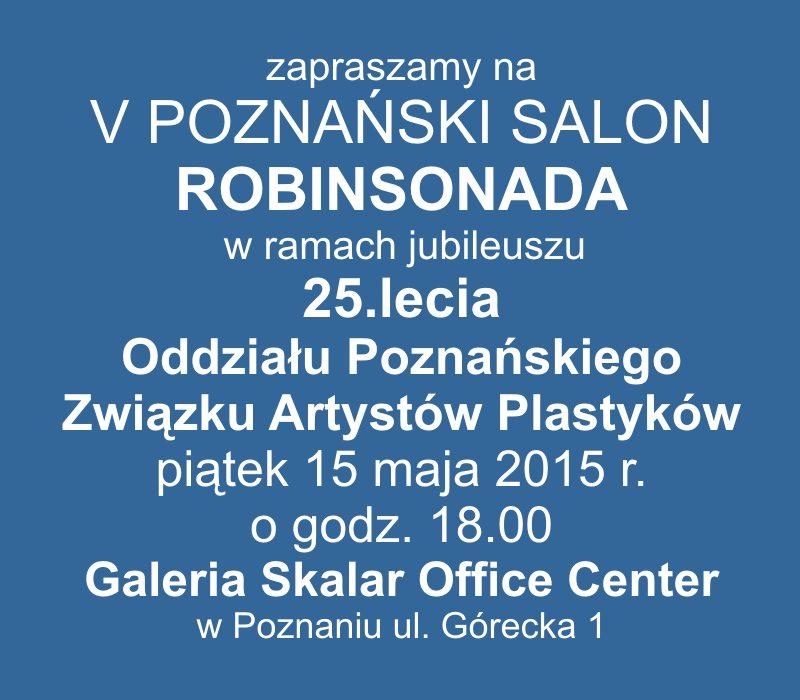 Robinsonada 2015