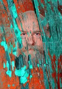 Antoni Rut autoportret foto-grafika
