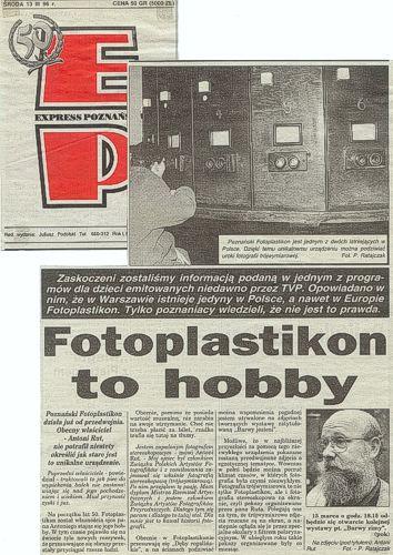 hobby 1996