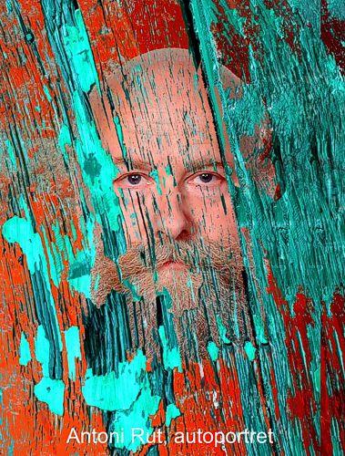 k Antoni Rut autoportret 2