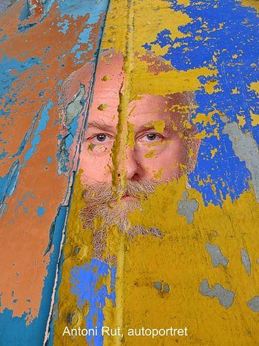 r Antoni Rut autoportret