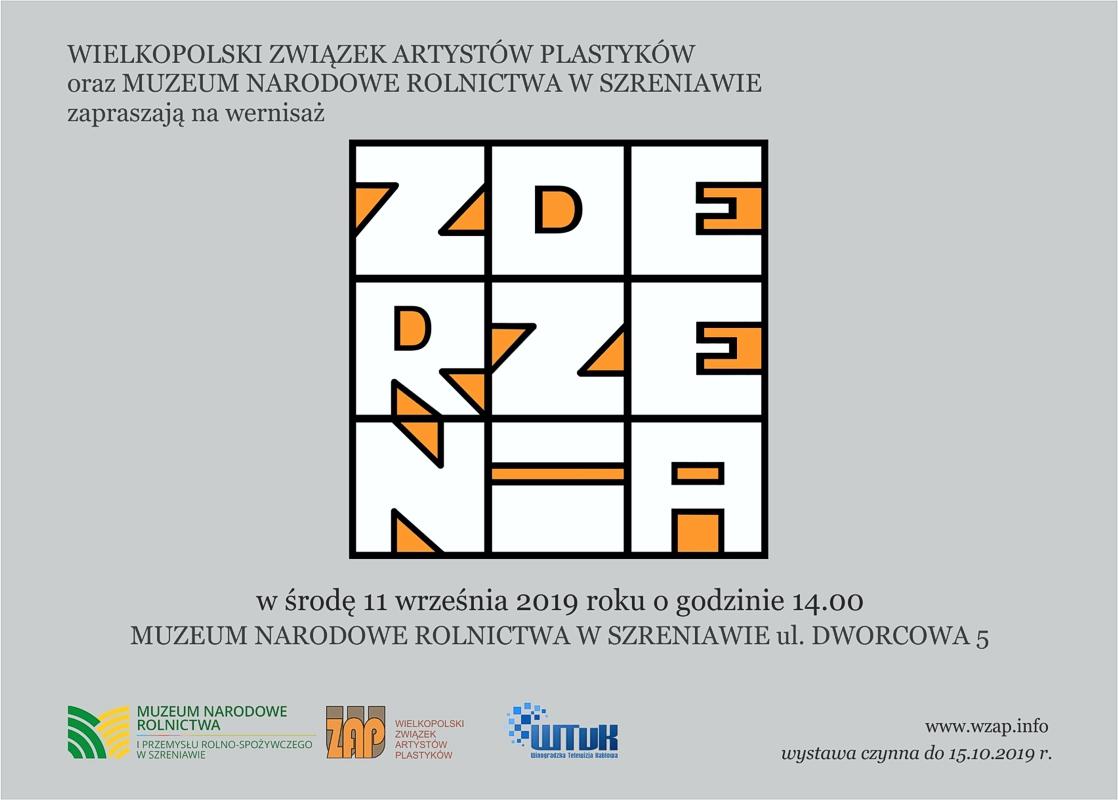 IV Zderzenia Zaproszenie 2019 r